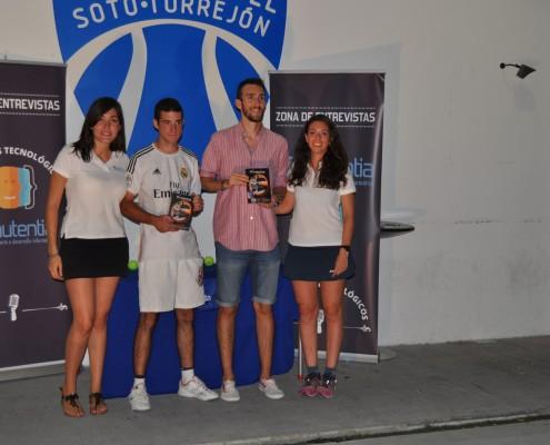 Premio ganadores