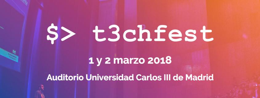 T3chFest 2018