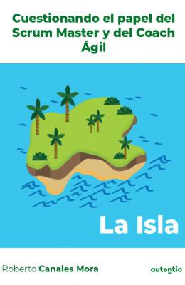 portada libro con ilustración de isla