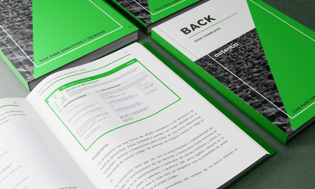 Mock up guía back completa